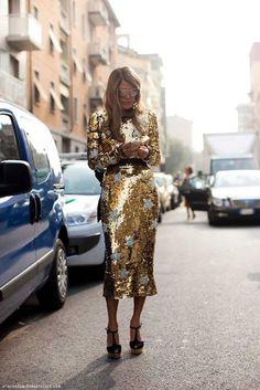 Anna dello Russo - Fashion editor at large Vogue Japan Anna Dello Russo, Fashion Week, Look Fashion, Fashion Outfits, Fashion Trends, Diana Fashion, Fashion Editor, Womens Fashion, Fashion Design