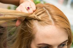 Step 4 | Get Game of Thrones Hair With This Inside-Out Braid Tutorial | POPSUGAR Beauty