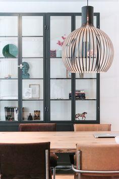 Lichtplan, interieurontwerp & interieuradvies, kast op maat benedenwoning jordaan Amsterdam door Studio Nest #Secto