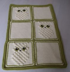 Thursday's handmade love week 62 Theme: baby girl blankets Includes links to free crochet patterns