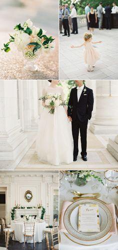 Classic Washington D.C. Ballroom Wedding