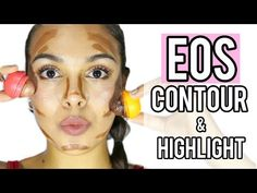Diy eos makeup eos contour highlight blush youtube diy beauty busters poop or woop eos contourhighlight diy youtube solutioingenieria
