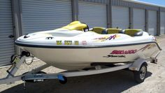 1997 Sea-Doo Speedster for sale, Twin 85 hp engines in WI - PWC Forum ...