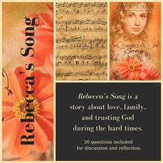 Rebecca's Song (The Daughters of Riverton, Book 3) is a historical romance about a small-town teacher and a big-city railroad detective who must decide what's best for three young orphans placed in their care.  Like the first two books in the series, this story can also be read as a stand-alone.   Amazon (Kindle, Kindle Unlimited, and Paperback)