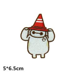 Baymax patch embroidered patch iron on patches iron on patch sew on patch