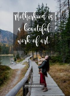 Motherhood is a beautiful work of art. Being a mother is always a very special feeling. For a mother it's like a miracle that comes as a blessing in the form of a child. #Motherhoodquotes #Motherlovequotes #Lifequotes #Loveofmotherquotes #Inspirationalmotherquotes #Motheranddaughterquotes #Motherandsonquotes #Relationshipquotes #Mothersquotes #Shortquotes #Captionsformothers #Quotesandsayings #therandomvibez Mothers Day Captions, Mothers Day Quotes, Daughter Quotes, Mom Quotes, Mothers Love, Image Mom, Perfect Captions, Caption For Yourself, Most Beautiful Words