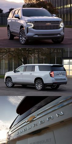 There's Another 2021 Chevy Suburban Trim Level Coming. Hint: it's already been r… There's Another 2021 Chevy Suburban Trim Level Coming. Hint: it's already been revealed on the new Tahoe. Chevrolet Suburban, Chevrolet Tahoe, Camaro Chevy, Chevrolet Trucks, Corvette, 1957 Chevrolet, Chevrolet Impala, Chevy Ss, Top Luxury Cars