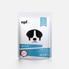 Packaging design for Nitsiakos Pet Food by graFistiki Creative