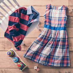 The best-dressed-kid nod is in the bag with these sharp, school-ready styles.