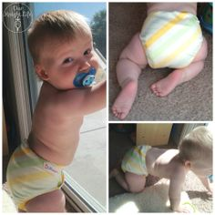Lil Helper Bamboo Diaper GiveAway!
