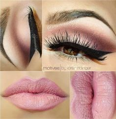 Light Pink Lips for Fair Skin this Spring | DIY Makeup by Makeup Tutorials at http://www.makeuptutorials.com/makeup-tutorial-16-best-lipstick-colors-for-spring