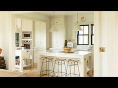 Kitchen Colors, Kitchen Ideas, Maine House, Kitchen Organization, French Doors, Home Kitchens, Modern Farmhouse, Kitchen Dining, Kitchen Remodel