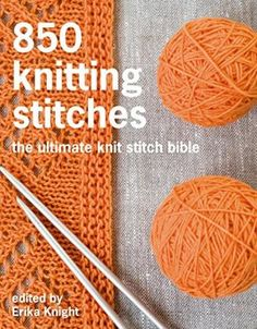 awesome Knitting Stitches
