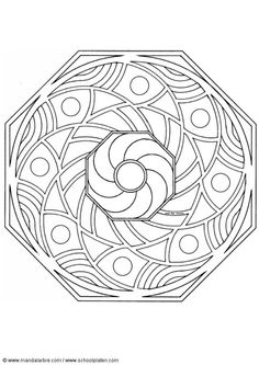 Best Painting Coloring Pages 86 Mandalas for Painting Geometric