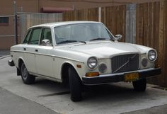 1975 Volvo 164E  Maintenance/restoration of old/vintage vehicles: the material for new cogs/casters/gears/pads could be cast polyamide which I (Cast polyamide) can produce. My contact: tatjana.alic@windowslive.com