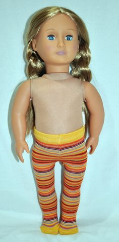 18 Inch Dolls Clothes American Girl Doll Our Generation Doll Journey Girl Dolls. $14.00 from Sew Nice Dolls Clothes and Accessories