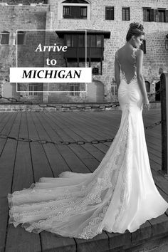 We invite you to a special event - Michigan Trunk Show at Roma Sposa 27 – 28 March,  2015  Galia Lahav is greatly looking forward to meeting you and creating your dream dress for the big day. It's our duty to make you the most magnificent bride that ever was as we invite you to see our entire collection of dresses and guide you towards making your fairytale come to life!