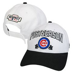 Get this Chicago Cubs 2016 Division Series Clinch Adjustable Cap at WrigleyvilleSports.com