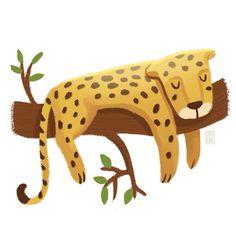 Что-то мне в поледнее время большое удвольствие доставляет рисовать спящих животных☺️. Возможно у меня латентная зимняя спячка? Раньше я считала, что у меня нет никаких проблем со сном. Но, понаблюдав пристально за собой неделю, я осознала, что недосыпаю где-то час! И этот скрытый недосып выливается в спящих котов и леопардов) Как у вас со сном? Леопарды снятся? #lomakina_art #lomakina_art #digitalart #illustration #wacom #wacom_ukraine #picame #topcreator #иллюстрация #pajamagallery