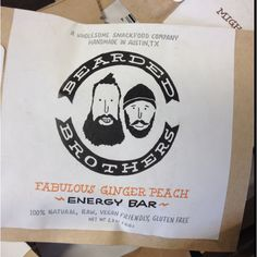 Bearded brothers made in Austin