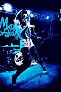 Marina and the Diamonds: You go girl!