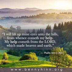 Psalm 121: 1-2