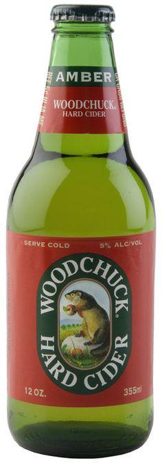 Woodchuck Amber.... actually delicious