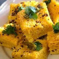 udaipur food channel: Gujrati Dhokla