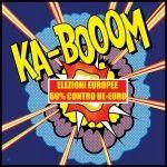 ELEZIONI EUROPEE - SONDAGGIO BOMBA: OLTRE IL 60% DEGLI ELETTORI VOTERA' CONTRO L'UNIONE EUROPEA E L'EURO.