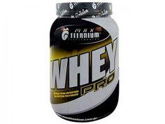 Whey Pro 1 kg Vitamina de Frutas - Max Titanium