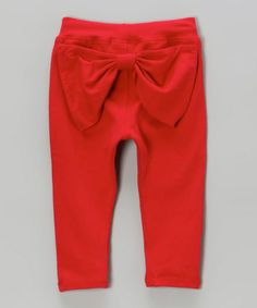 Twizzler Bow Leggings - Infant by LAmade