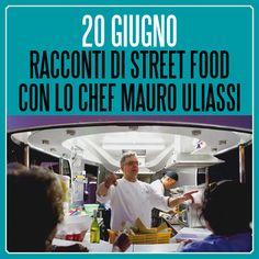 Uno tra gli chef più quotati e la sua unione tra il cibo di strada e la cucina gourmet #cittasantangelo #outlet #village #food #chef #uliassi