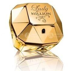 Тестер Paco Rabanne - Lady Million 80 мл