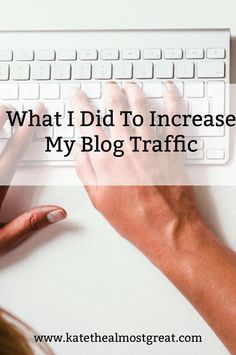 How I Worked To Increase Blog Traffic in February