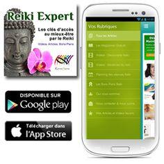 """Découvrez et télécharger Gratuitement votre Application Mobile REIKI EXPERT pour l'instant pour Androïde et très prochainement sur Iphone. Plus d'infos et téléchargement depuis http://www.reiki-expert.com/bonplanreiki/application-mobile-gratuite-reiki-expert-android-iphone/  #Reiki """"http://www.reiki-expert.com/bonplanreiki/application-mobile-gratuite-reiki-expert-android-iphone/ #application #mobile #androide #iphone #infos #articles #videos #bienetre #santé #energie #meditation"""