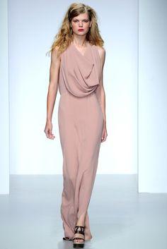 La robe drapée de Maria Grachvogel