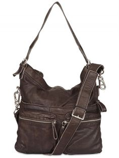Liebeskind Brown Soft Leather Shoulder Bag
