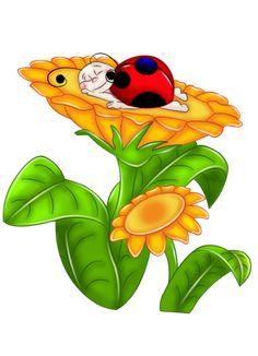 Божьи коровки — Yandex.Disk Baby Drawing, Drawing For Kids, Cartoon Disney, Deco Paint, Ladybug Art, Baby Girl Elephant, Cartoon Sketches, Cute Clipart, Owl Art