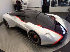 Aston Martin Unveils DP100 Vision Gran Turismo