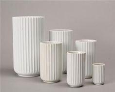 Lauritz.com - Porcelæn og keramik - Lyngby vaser