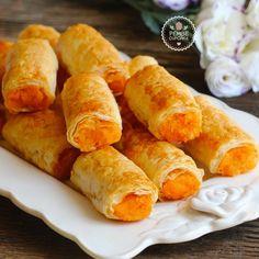 Patatesli Yalancı Kol Böreği