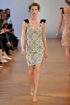 Collette Dinnigan Paris Fashion Week S/S 2014 Show