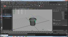 MAYA TUTORIAL : (basic) how to rig a bucket by Marco Giordano. This is a basic tutorial about how to rig a bucket in maya .