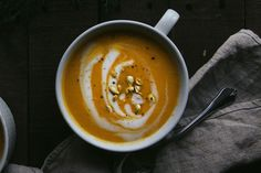 On the Menu: Roasted Butternut Squash Soup - Urban Outfitters - Blog
