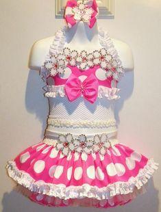 Pageant Wear 046-Custom Pageant wear by Jordan Grace Princesswear