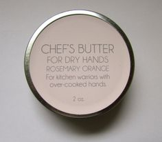 Chef's Butter for Kitchen Warriors with by KatherineRosesCloset, $8.00