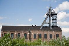 Zeche Gneisenau, Dortmund. Foto: RIK/ Guntram Walter