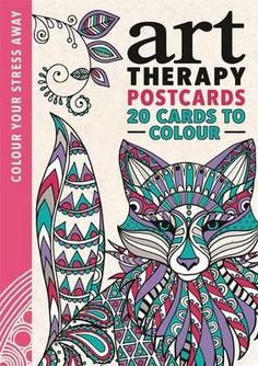 Art Therapy Postcards