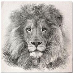Lion Sketch by fantasytripp