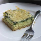 Healthy Quinoa Egg Bake Recipe. Definitely making this to heat up a slice each morning for breakfast!